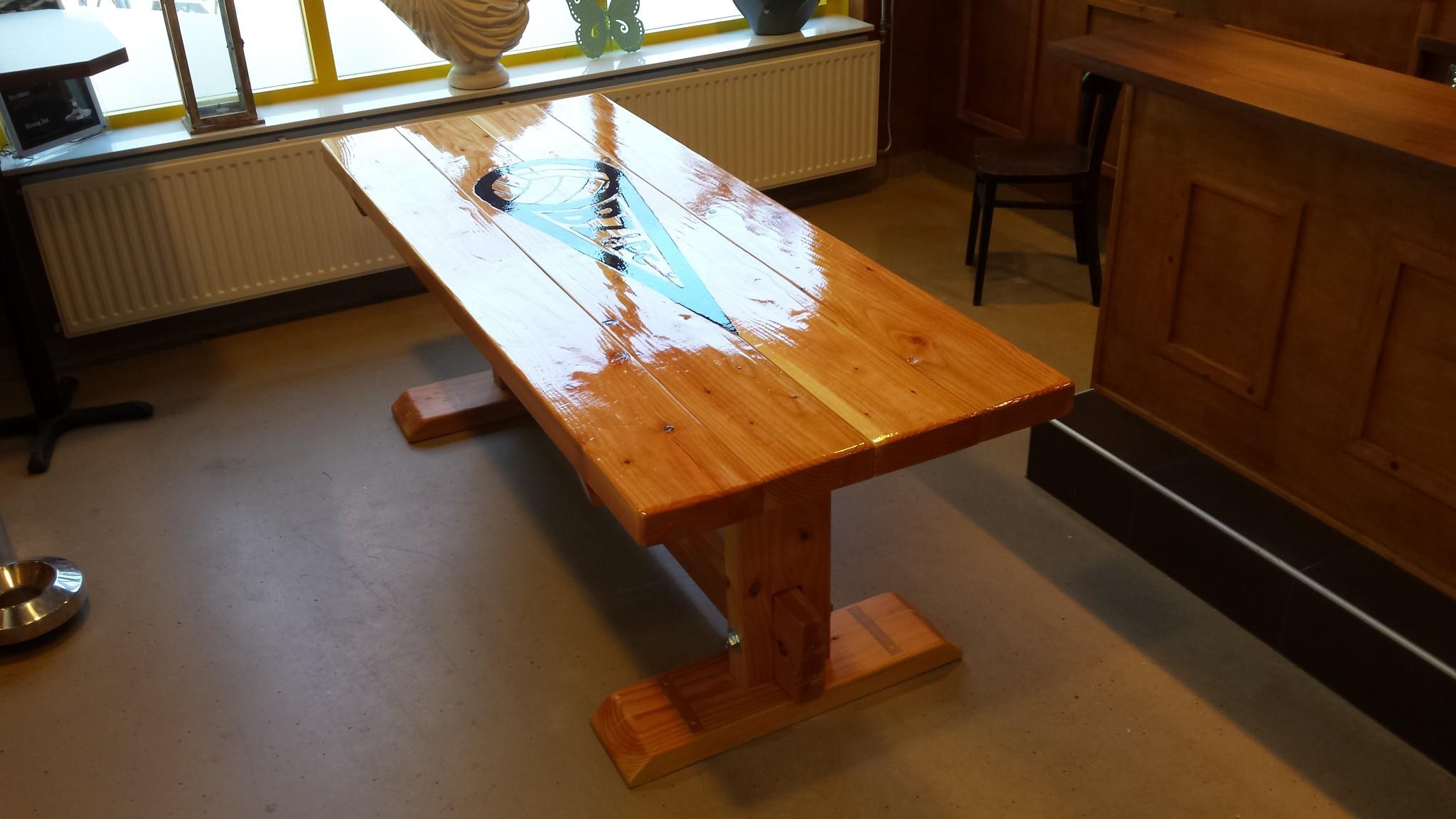 Tafel Laten Maken : Steigerhouten meubel laten maken ikmaakhetzelfwel