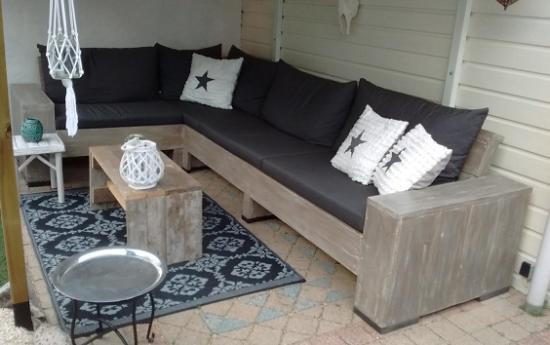 Meubels Voor Buiten : Voorbeelden zelfgemaakte meubels ikmaakhetzelfwel